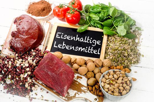 Eisenhaltige Lebensmittel: Die Top 9  kochenOHNE