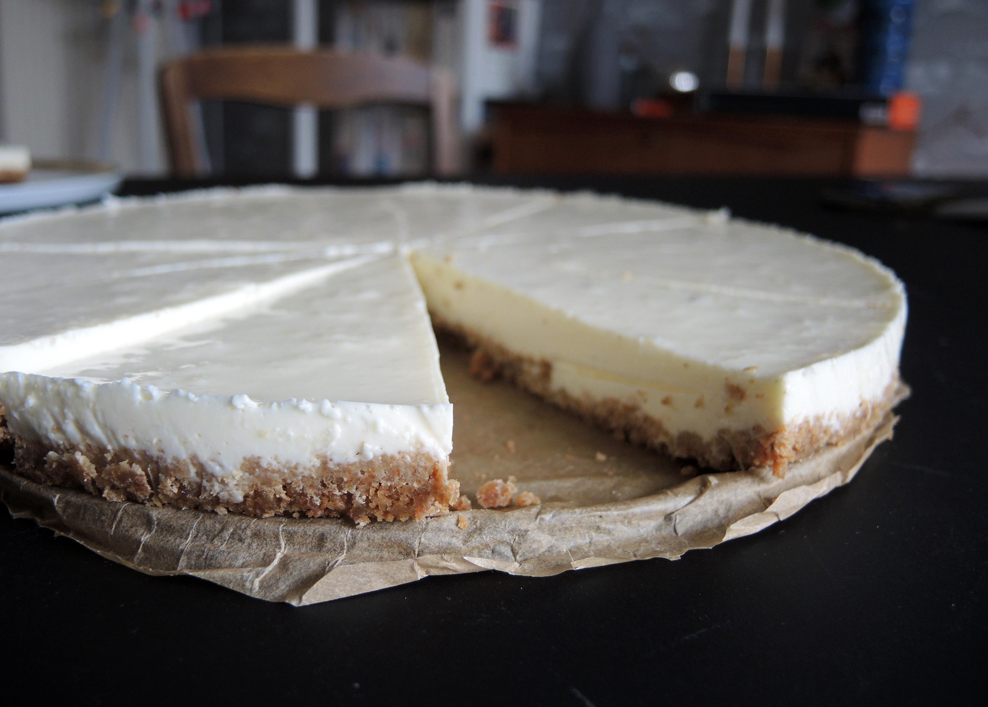 Philadelphia Torte Mit Leckerem Frischkase Rezept Kochenohne