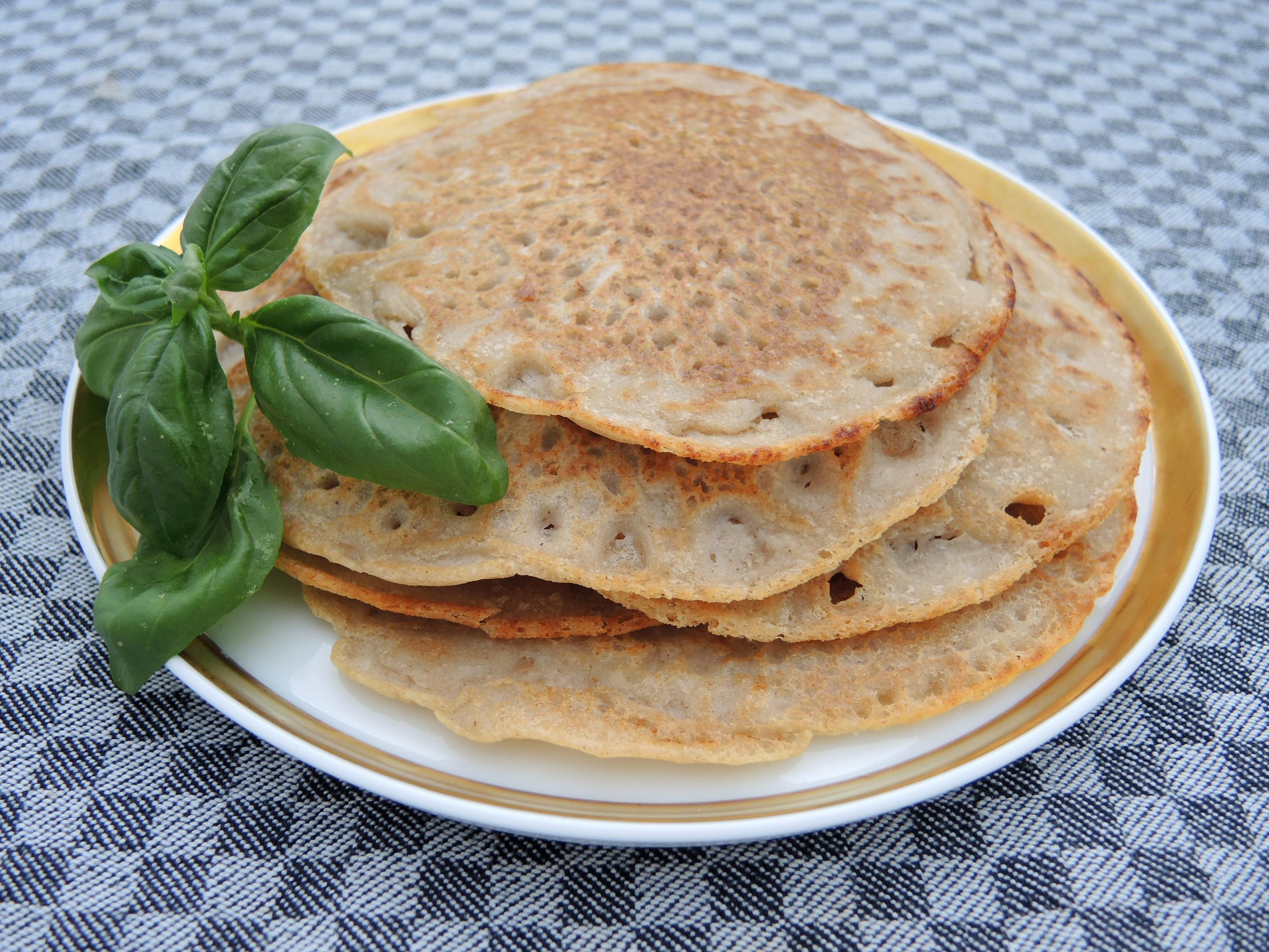 Buchweizenpfannkuchen Ohne Ei Rezept Kochenohne