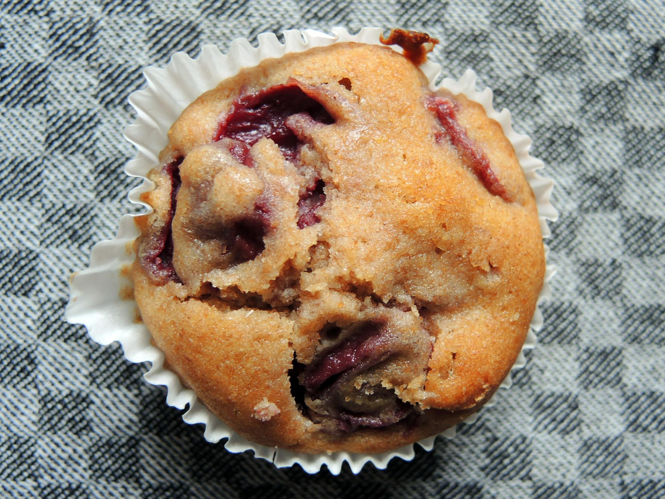Glutenfreie Muffins Mit Kirschen Rezept Kochenohne