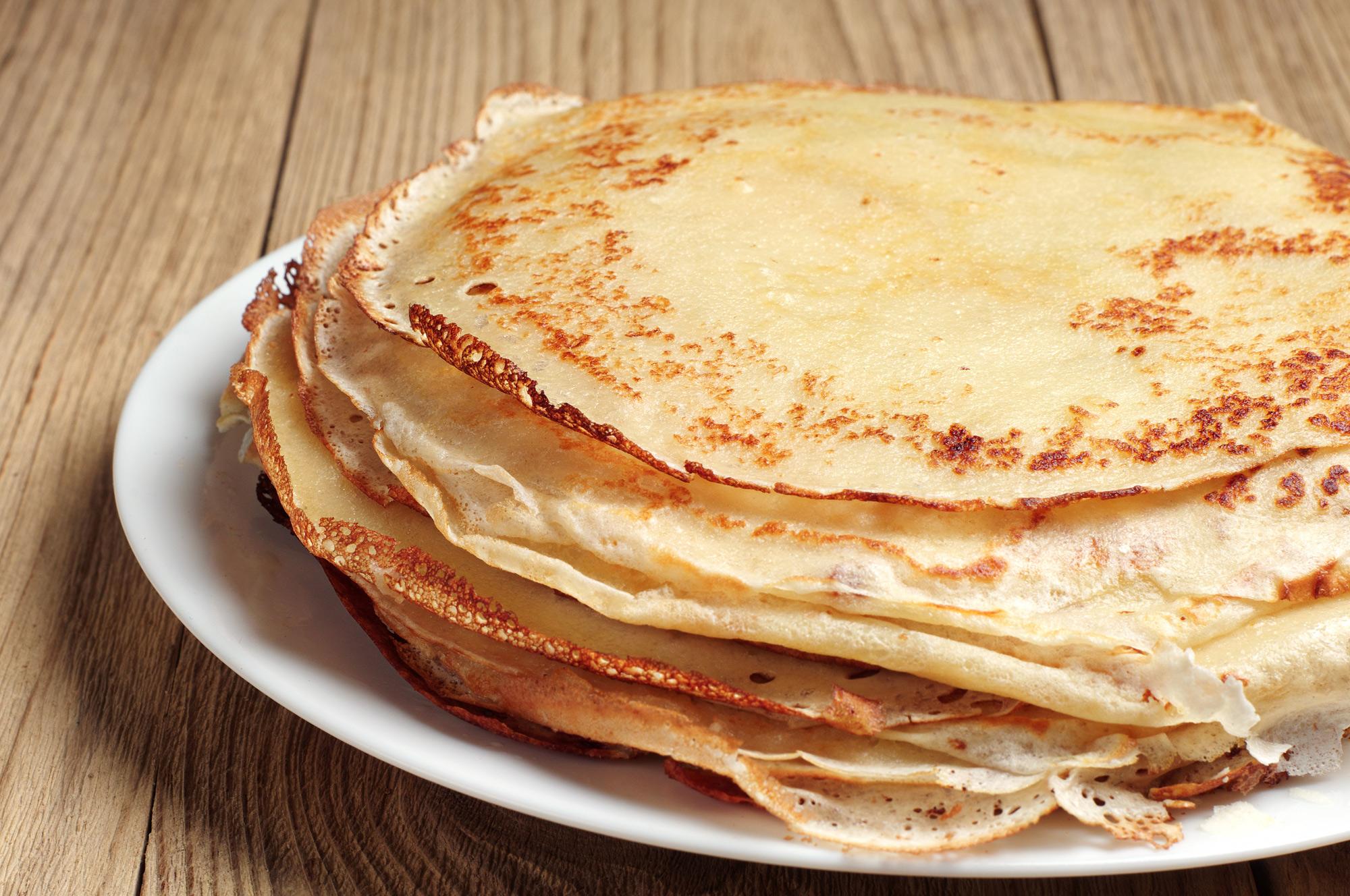 Pfannkuchen Ohne Ei Rezept Kochenohne